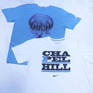 Nike Carolina Tar Heels Tee Bundle